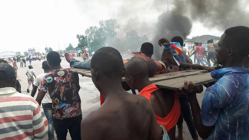 LA DESOBEISSANCE CIVILE ET L'INSURRECTION POPULAIRE COMME ACTES FONDATEURS D'UN NOUVEL ORDRE EN RDC?